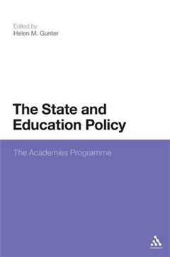 State and Education Policy: The Academies Programme