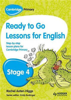 Cambridge Primary Ready to Go Lessons for English Stage 4