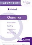 Quickstep English Workbook Grammar Advanced Stage