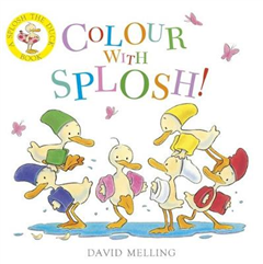 Splosh!: Colour with Splosh!