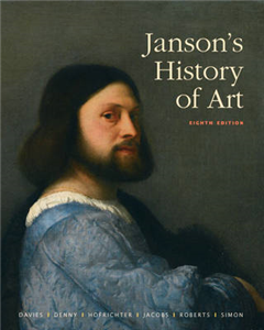 Janson\'s History of Art:The Western Tradition Plus MyArtsLab Student Access Card