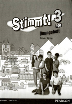 Stimmt! 3 Rot Workbook pack of 8