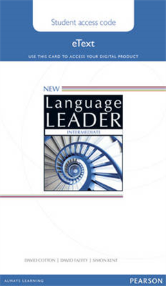 New Language Leader Intermediate Active Teach