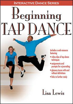 Beginning Tap Dance With Web Resource