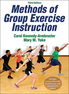 Methods of Group Exercise Instruction-3rd Edition With Onlin