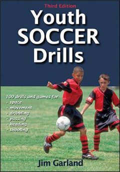 Youth Soccer Drills-3rd Edition