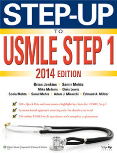 Step-up to USMLE Step 1: 2014