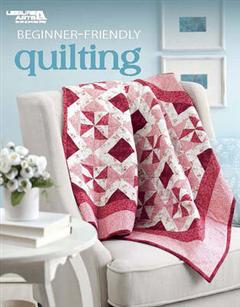 Beginner-Friendly Quilting