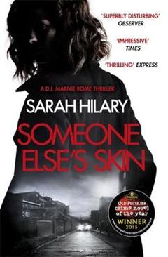 Someone Else's Skin (D.I. Marnie Rome 1): Winner of the Crim