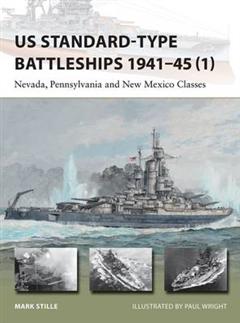 US Standard-type Battleships 1941-45 1