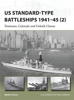 US Standard-type Battleships 1941-45 2