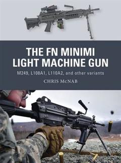 FN Minimi Light Machine Gun