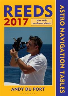 Reeds Astro Navigation Tables 2017