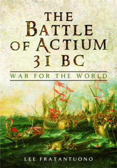Battle of Actium 31 B.C.