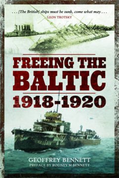 Freeing the Baltic 1918 - 1920