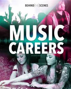 Behind-the-Scenes Music Careers