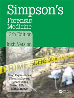 Simpson\'s Forensic Medicine, 13th Edition: Irish Version