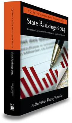 State Rankings 2014: A Statistical View of America