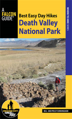 Best Easy Day Hiking Guide and Trail Map Bundle: Death Valle
