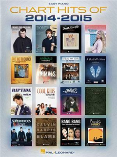Chart Hits Of 2014-2015