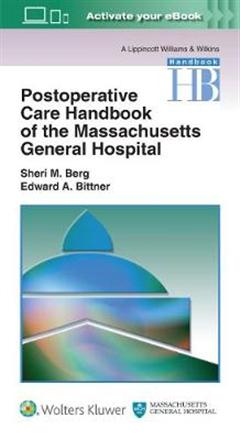 Postoperative Care Handbook of the Massachusetts General Hos