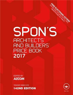 Spon's Architect's and Builders' Price Book
