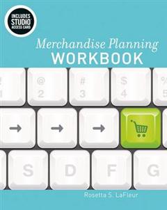 Merchandise Planning Workbook: Bundle Book + Studio Access Card