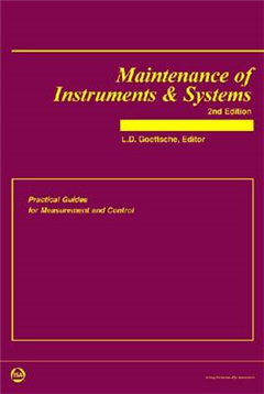 Maintenance of Instruments and Systems
