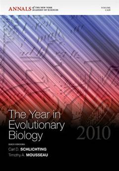 Year in Evolutionary Biology 2010, Volume 1206