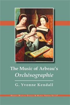 Music of Arbeau's Orchesographie