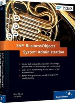 SAP Businessobjects BI System Administration