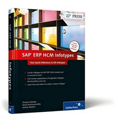 SAP HCM Infotypes