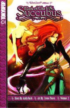 Mark of the Succubus Volume 3 Manga