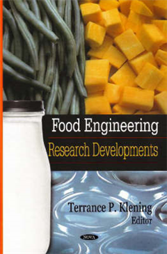 Food Engineering: Research Developments