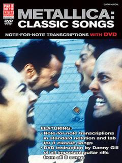Metallica: Classic Songs - Guitar