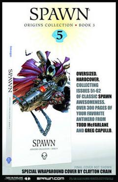Spawn: Origins Book 5