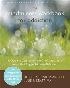 Mindfulness Workbook for Addiction: A Guide to Coping with the Grief, Stress and Anger that Trigger Addictive Behaviors