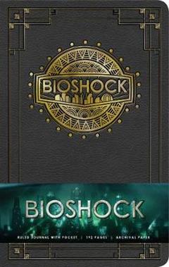 BioShock Hardcover Ruled Journal