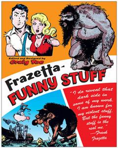 Frazetta Funny Stuff