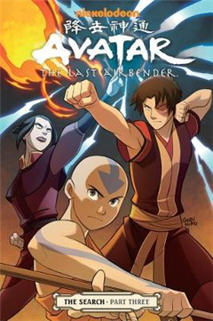 Avatar: The Last Airbender#the Search Part 3