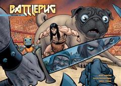 Battlepug Vol. 4: The Devil\'s Biscuit