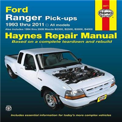 Ford Ranger Automotive Repair Manual