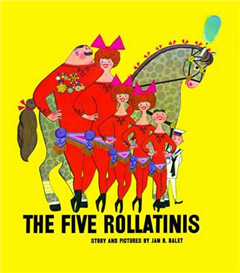 Five Rollatins