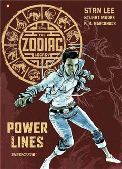 ZODIAC LEGACY GN VOL 02 POWER LINES