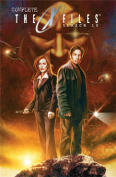 X-Files Complete Season 10 Volume 1