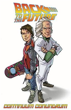 Back To The Future Continuum Conundrum