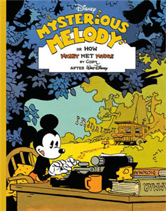 Mickey Mouse Mysterious Melody