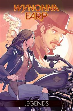Wynonna Earp, Vol. 2 Legends