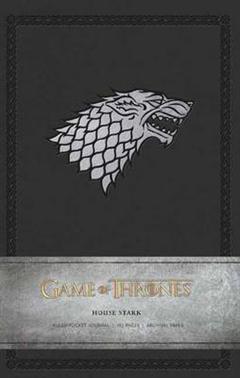Game of Thrones: House Stark Ruled Pocket Journal