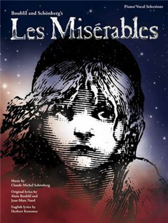 Miserables Piano/Vocal Selection